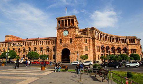 ارمنستان و فرصت های منحصربفرد آن